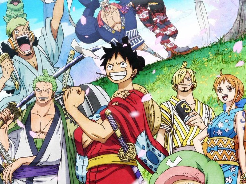 One Piece - Capitulo 996 ✅