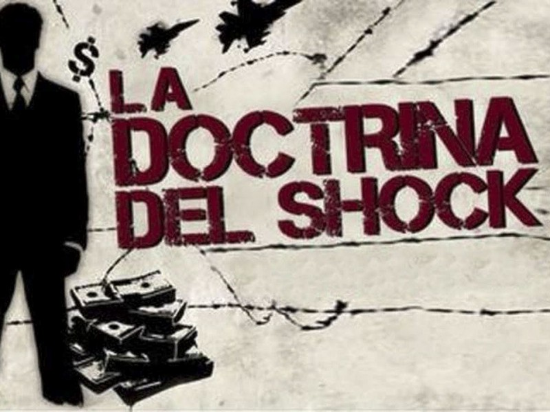 ¿Qué es la Doctrina del Shock? Chile usa esta doctrina ?